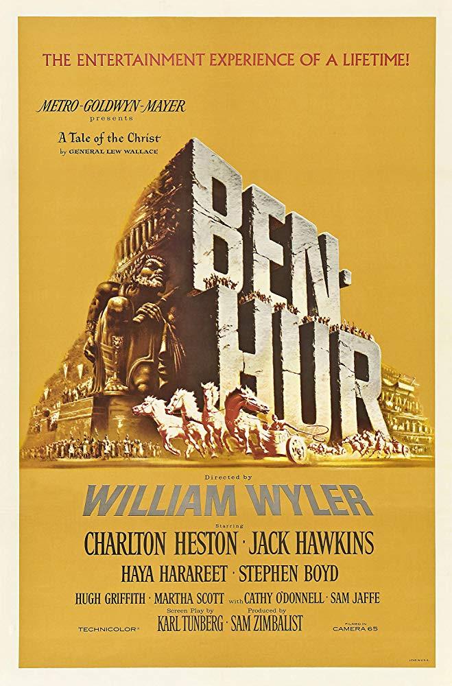 recenzie film Ben-Hur Charlton Heston
