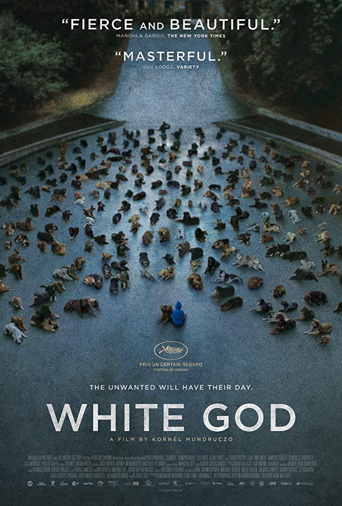 Cronica de film White God