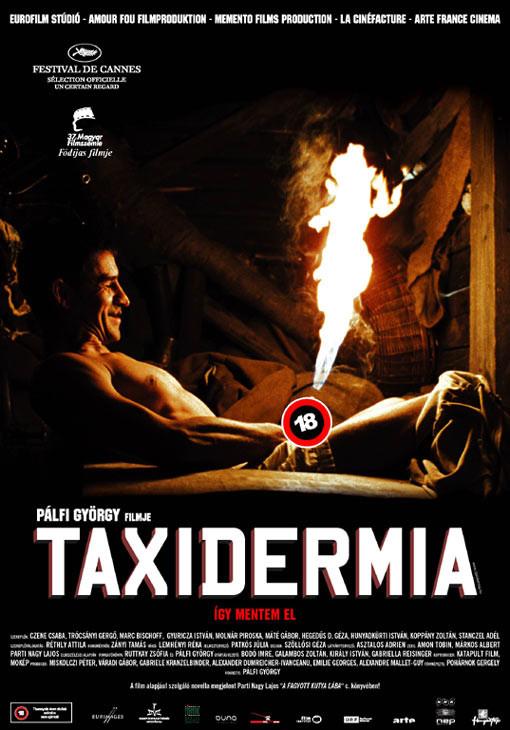 recenzie film Taxidermia