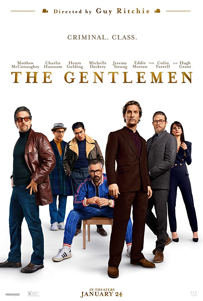recenzie film The Gentlemen Guy Ritchie