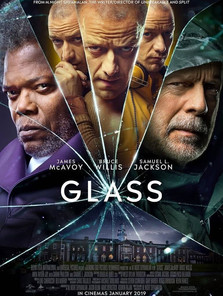 Glass (M. Night Shyamalan, 2019)