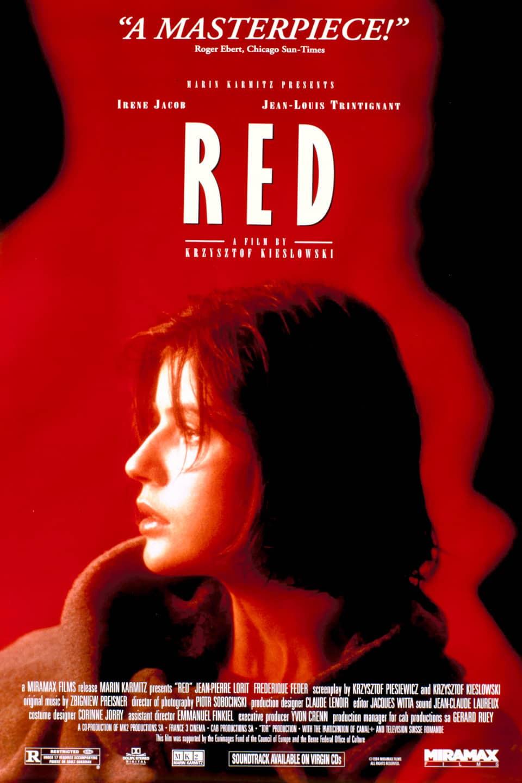recenzie Three Colours Red Kieslowski
