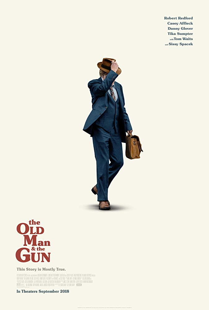 recenzie film The Old Man & the Gun Robert Redford Casey Affleck