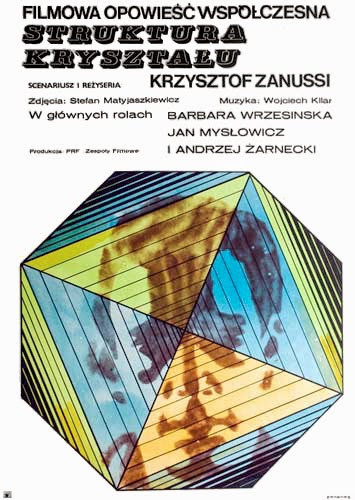 recenzie de film Structura cristalului, Krzysztof Zanussi