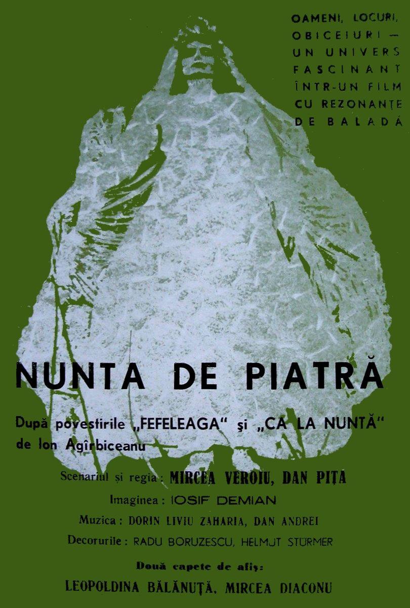recenzie film Nunta de piatra, Dan Pita, Mircea Veroiu