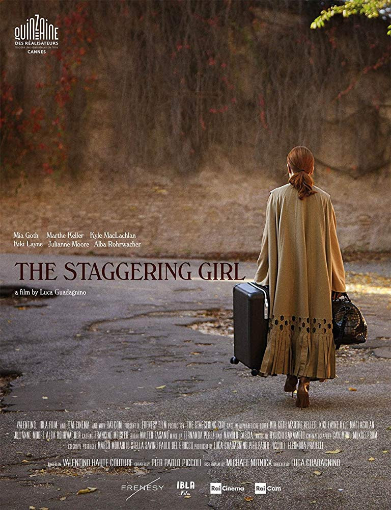 recenzie de film The Staggering Girl