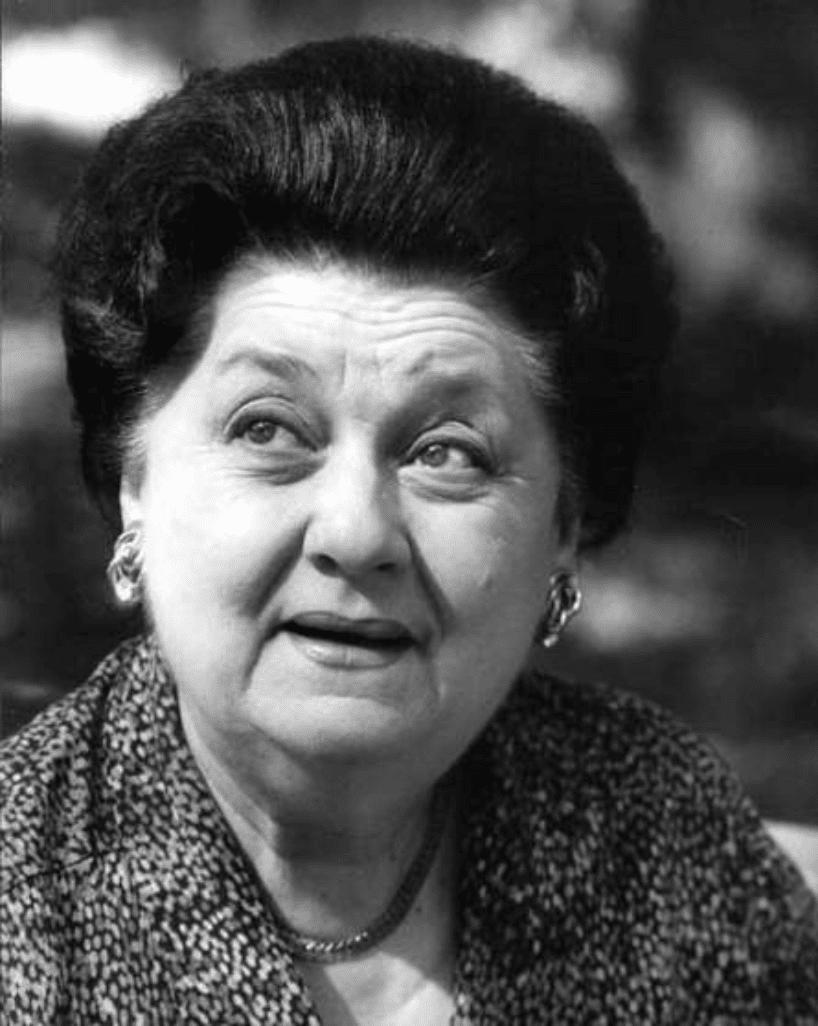 In Memoriam Tamara Buciuceanu