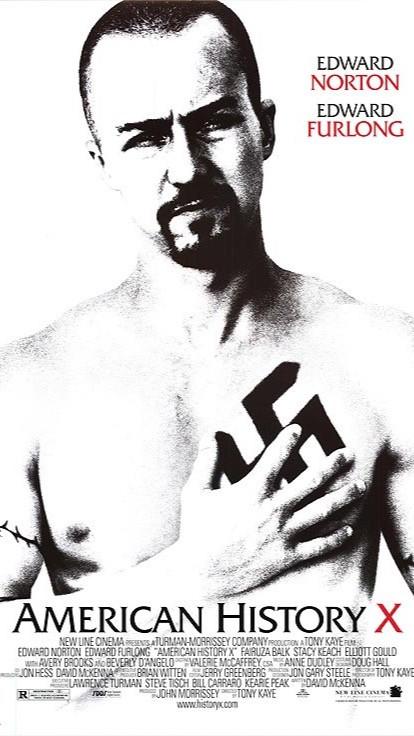 Cronica de film American History X (1988)