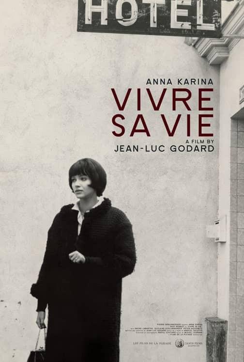 Recenzie film Vivre sa vie, Jean-Luc Godard