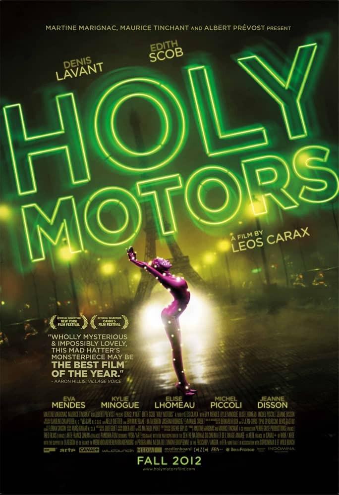 recenzie film Holy Motors, Leos Carax