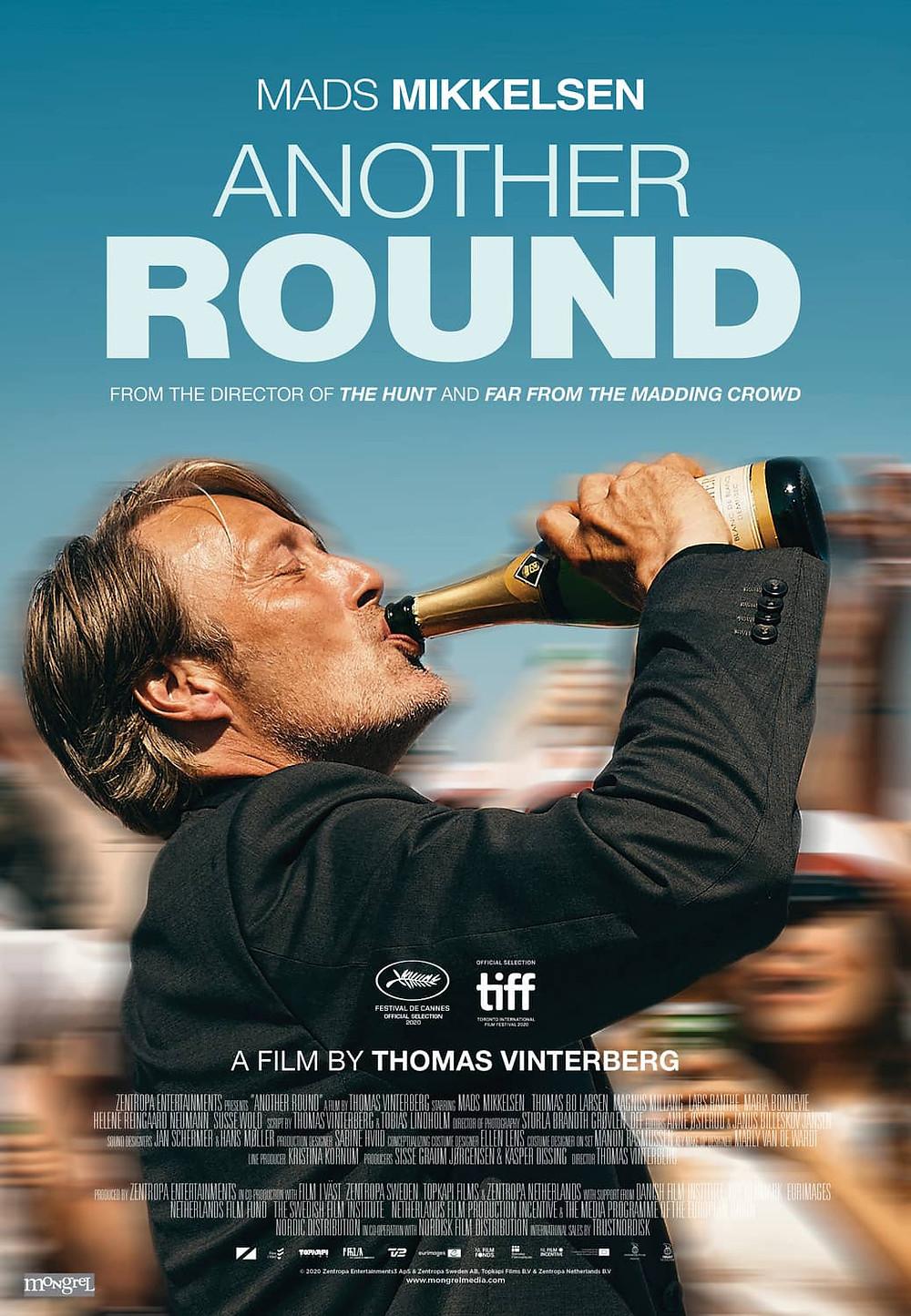 recenzie film Druk, Another Round