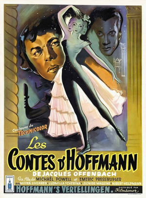 The Tales of Hoffmann (Michael Powell, Emeric Pressburger, 1951)