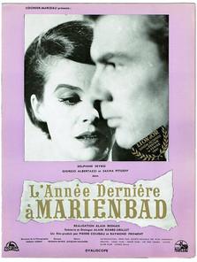L'année dernière à Marienbad (Alain Resnais, 1961)