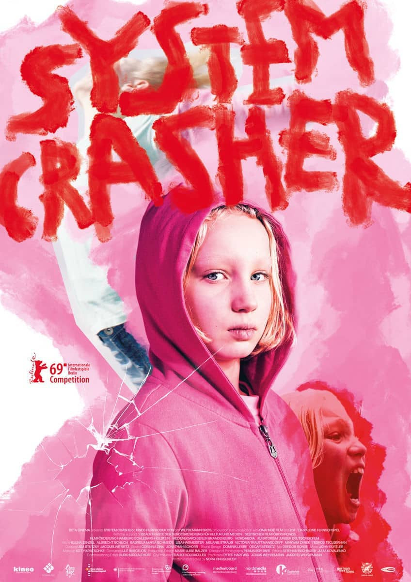 recenzie film Systemcrasher, Systemsprenger