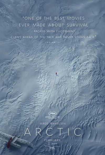 recenzie film Arctic Mads Mikkelsen