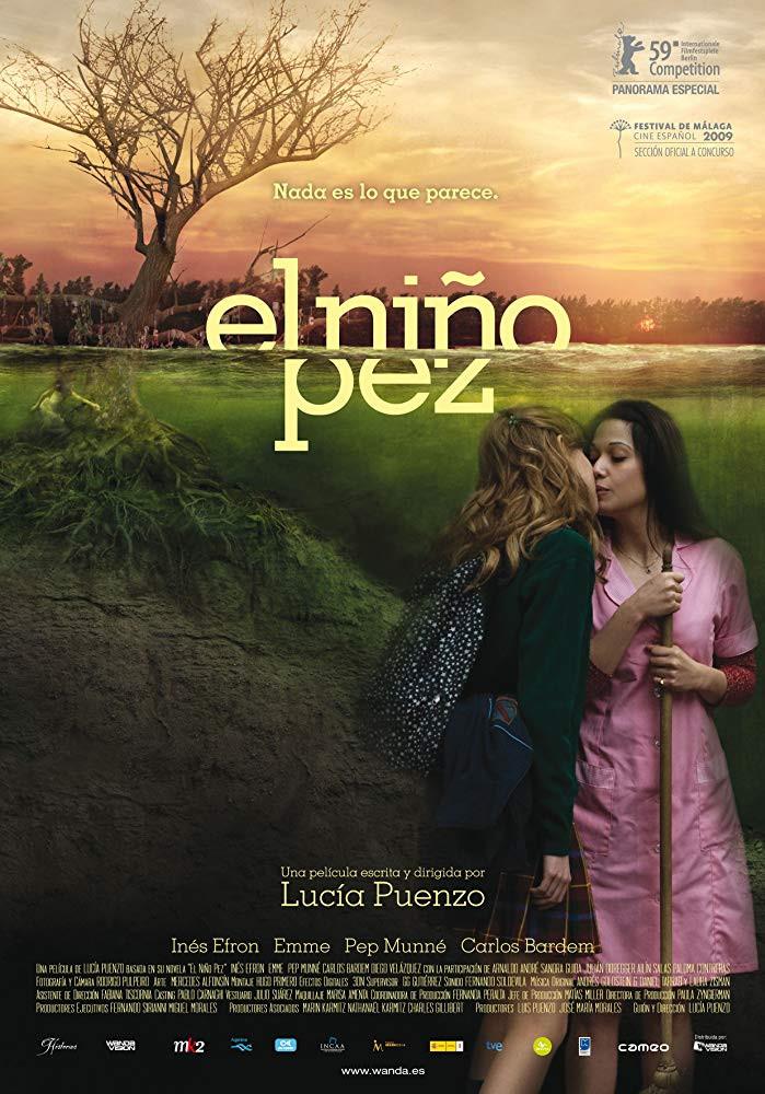 recenzie film El nino pez, Lucía Puenzo