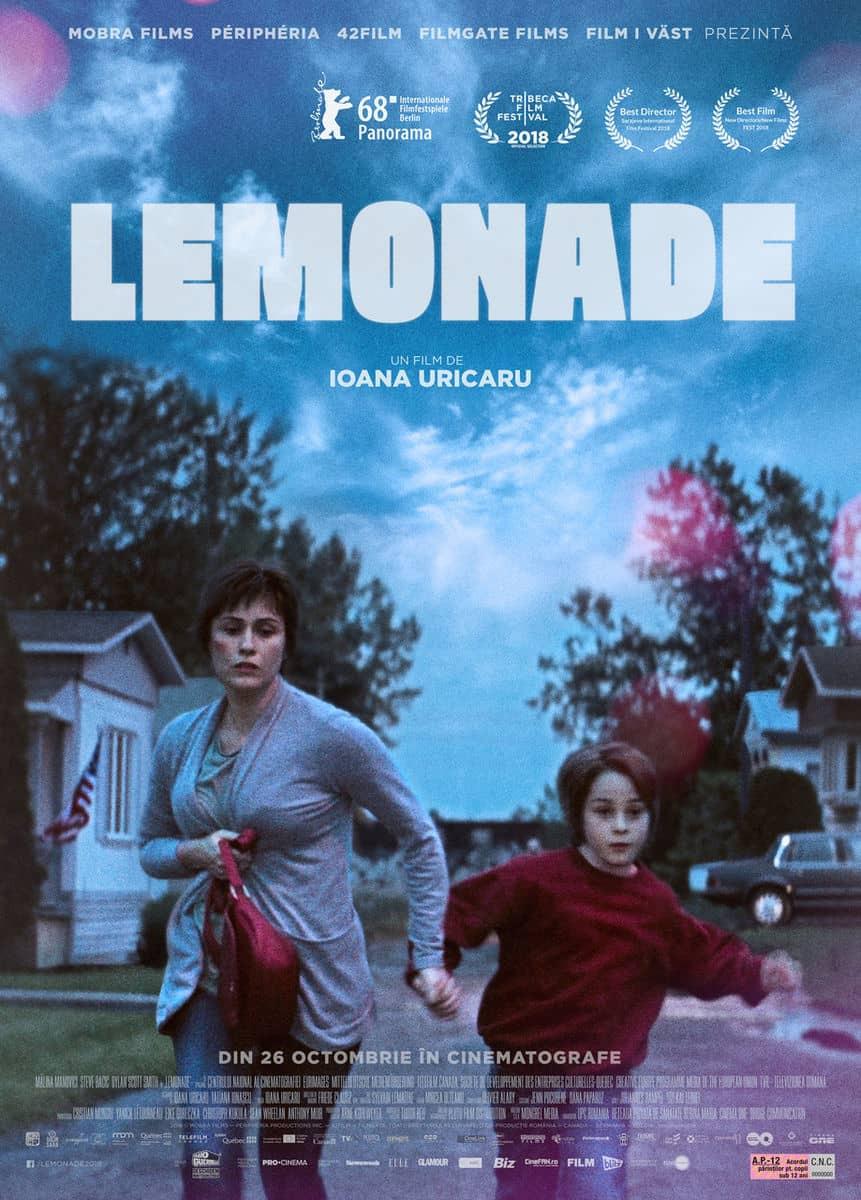 Recenzie film romanesc Lemonade, Ioana Uricaru