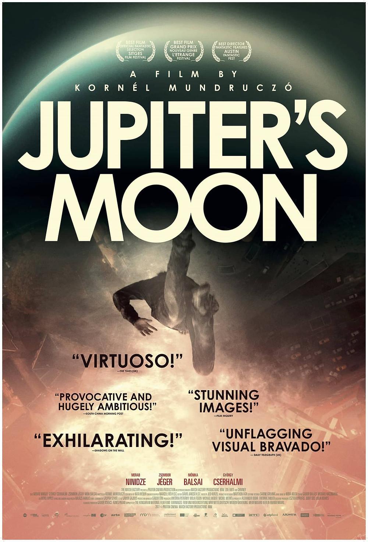 recenzie de film Jupiter Holdja - Luna lui Jupiter