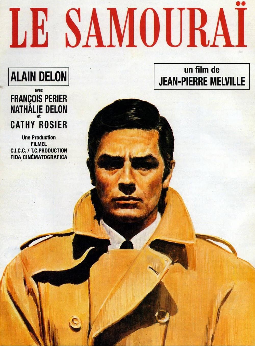 recenzie Le Samourai Alain Delon