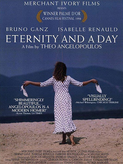 cronica de film Eternity and a Day