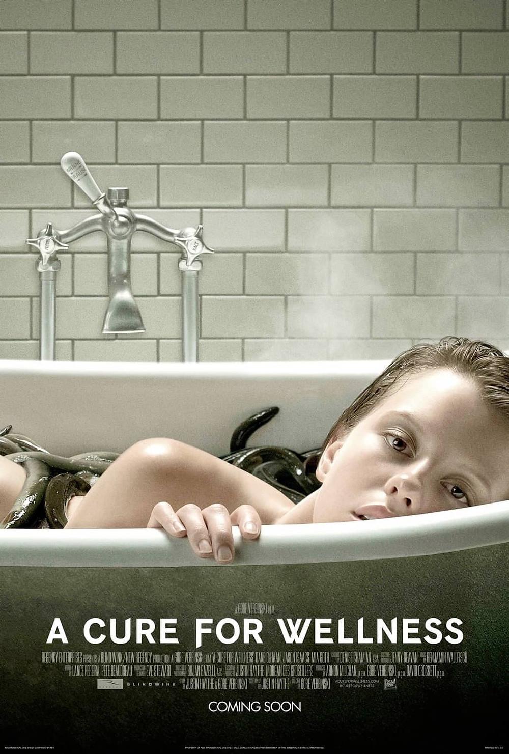 recenzie de film A Cure for Wellness