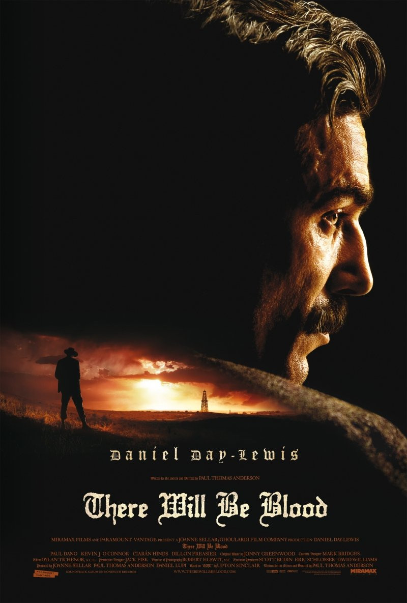 recenzie de film There will be blood, Daniel Day-Lewis