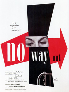 No Way Out (Joseph L. Mankiewicz, 1950)