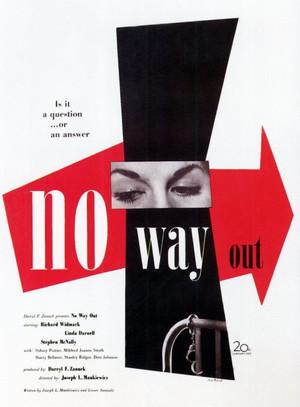 No Way Out (Joseph L. Mankiewicz, 1950)