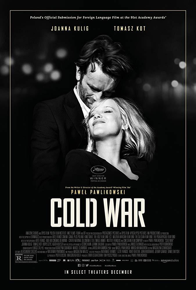 recenzie film Cold War, Pawel Pawlikowski