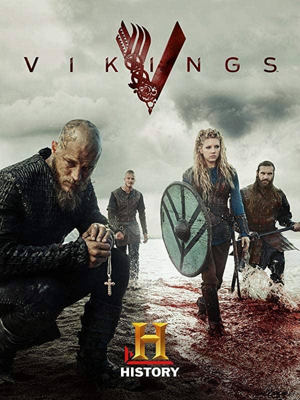 recenzie serial TV Vikings