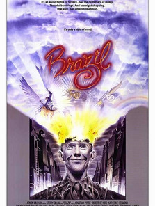 Brazil (Terry Gilliam, 1985)