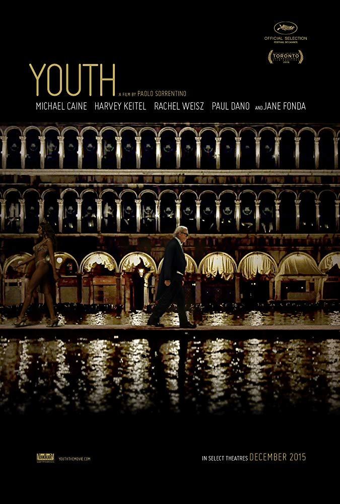 cronica de film Youth Michael Caine