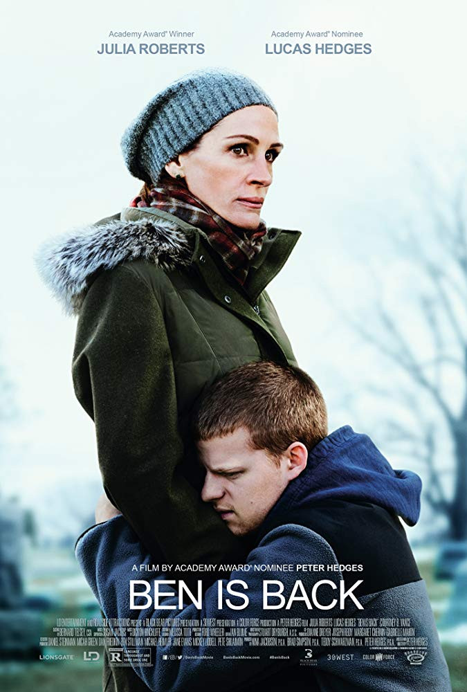 recenzie film Ben Is Back Julia Roberts