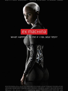 Ex Machina (Alex Garland, 2014)