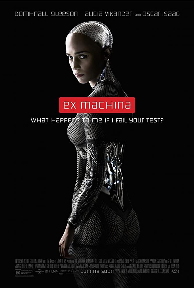 recenzie film Ex Machina, Alex Garland