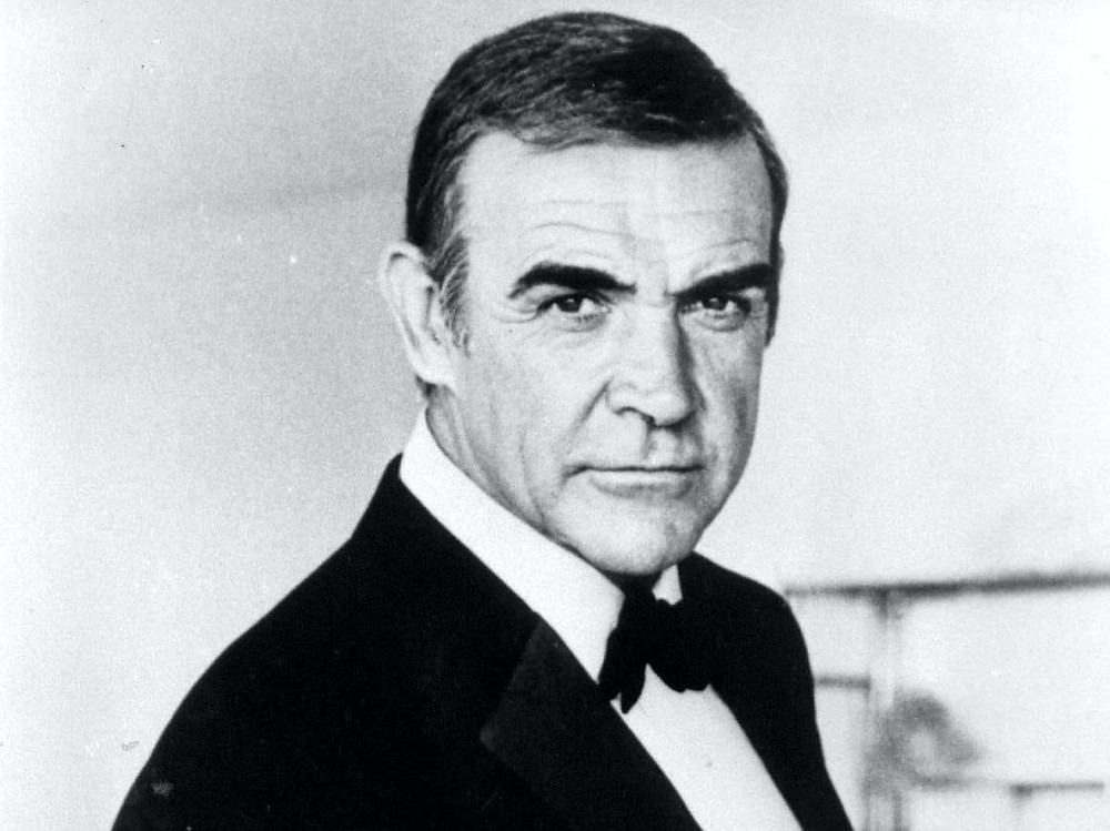 In Memoriam Sean Connery