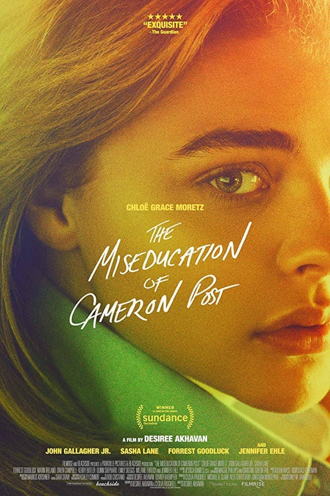 recenzie film The Miseducation of Cameron Post