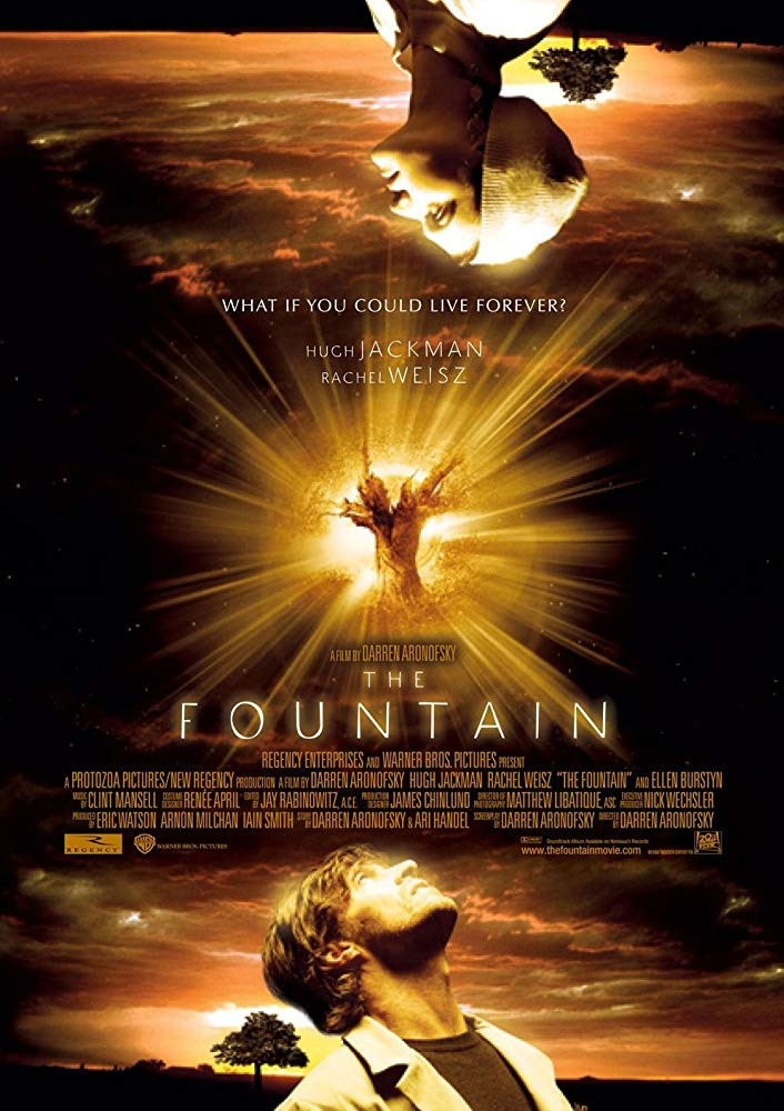 cronica de film The Fountain Aronofsky