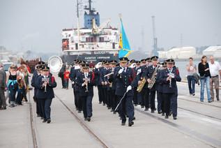 Journée de Port à Gent
