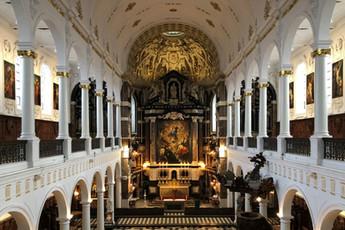Célébration eucharistique des musiciens