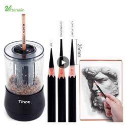 Электро-точилка Tihoo