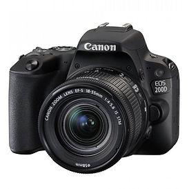техника для съёмки мастер-классов canon 200d