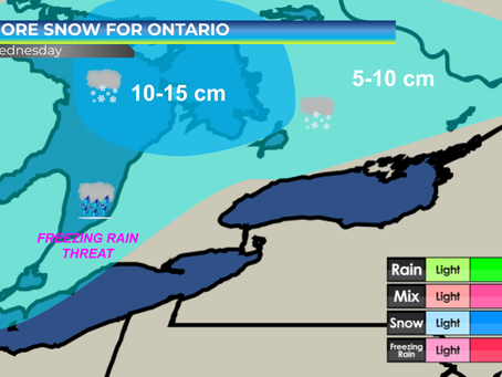 More Snow Expected for Ontario
