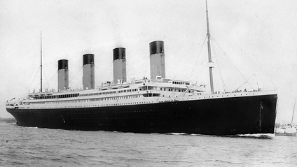 Remembering the RMS Titanic