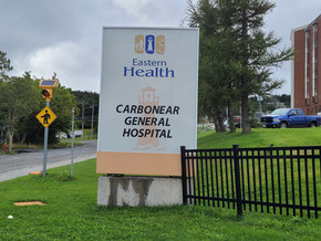 Visitor Restrictions at Carbonear General Hospital after COVID-19 Case