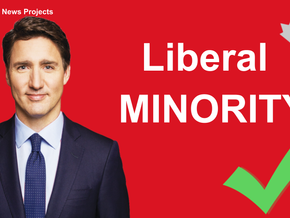Canada Elects Liberal Minority Government