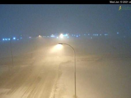 Recap of Prairie Blizzard