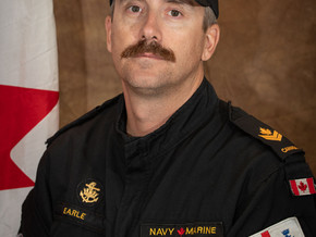 Canadian Forces Member Missing from HMCS Winnipeg
