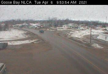 Flooding in Happy Valley-Goose Bay