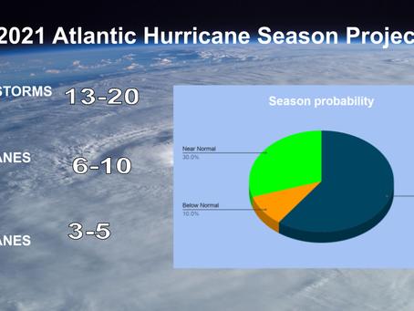 Another active Atlantic hurricane season expected